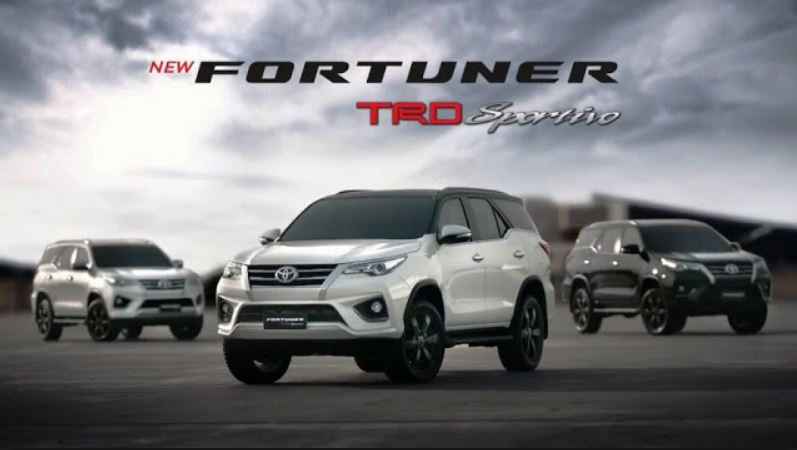 rental fortuner jogja