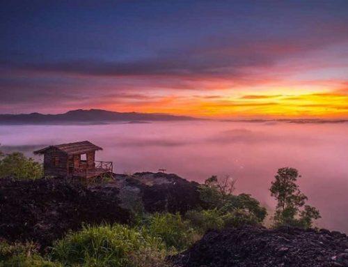 Gunung Ireng, Wisata Negeri Di Atas Awan