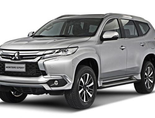 Rental Pajero Jogja: Mobil Mitsubishi Sport Facelift