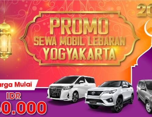 Rental Mobil Lebaran 2019 di Jogja