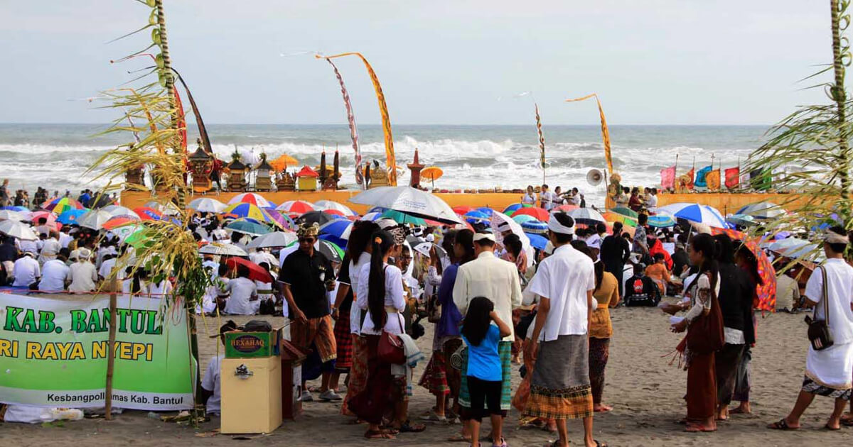 Acara Ritual Pantai Parangkusumo