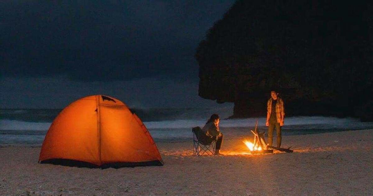 Camp Pantai Greweng