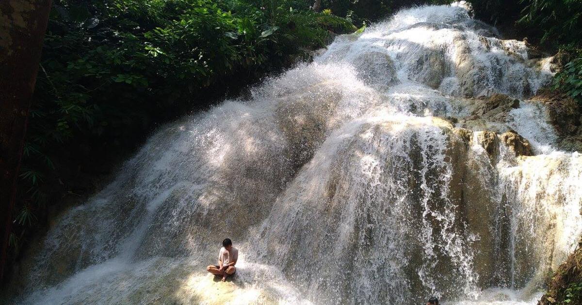 Lokasi Air Terjun Gedad