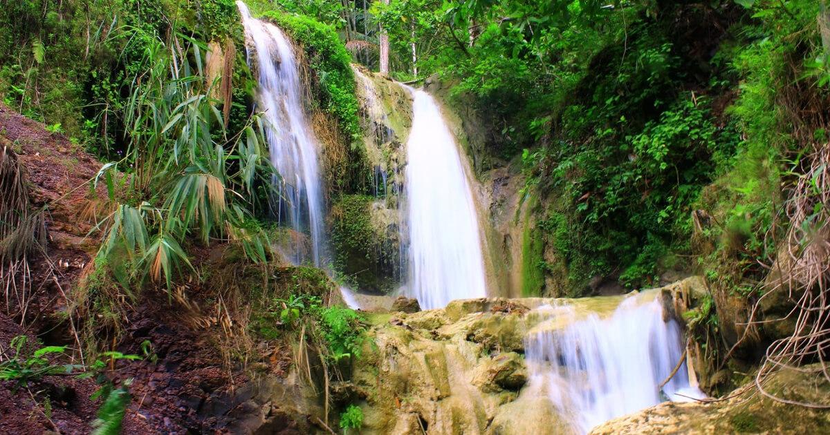 Lokasi Air Terjun Kembang Soka