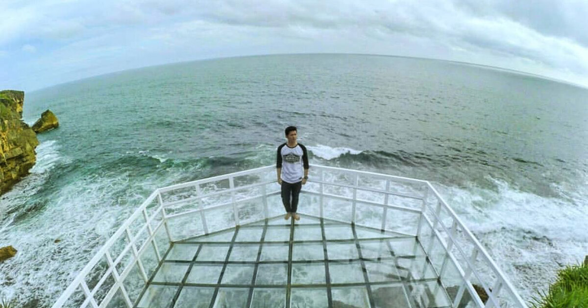 Lokasi Pantai Sedahan