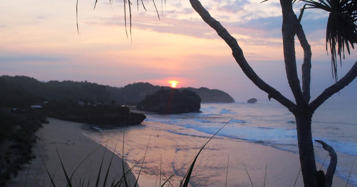 Lokasi Pantai Watu Kodok