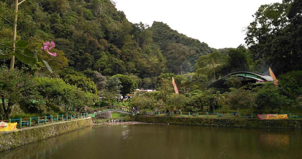Lokasi Tlogo Putri Kaliurang