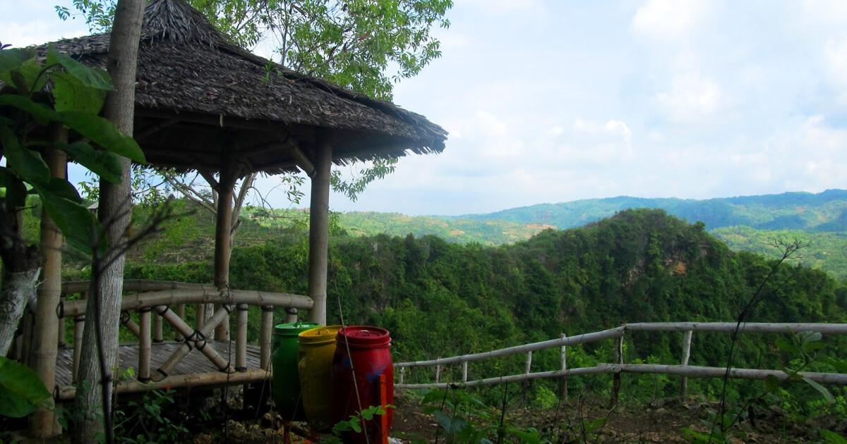 Lokasi Watu Payung
