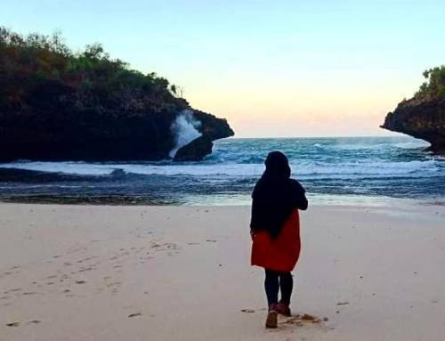 Pantai Sedahan, Destinasi Wisata Jogja Anti Mainstream