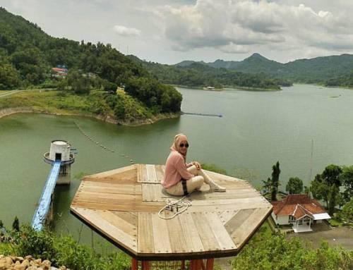 Review Pesona Wisata Bukit Jangkang yang Instagramable