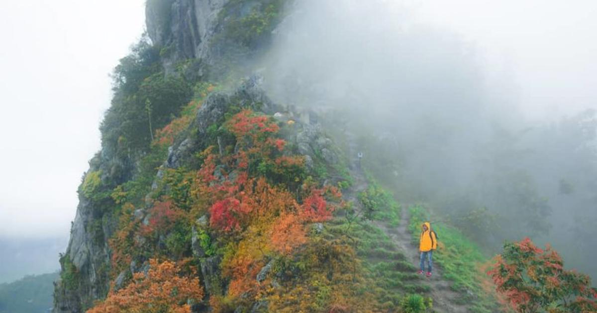 Bukit Cumbri Wonogiri Jogja