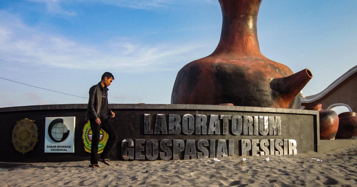 Geospasial Pantai Depok